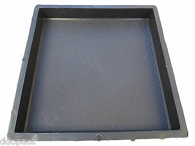 CONCRETE PAVING MOULD-SLAB-BRICK-FLAG - D12  - 300x300x40