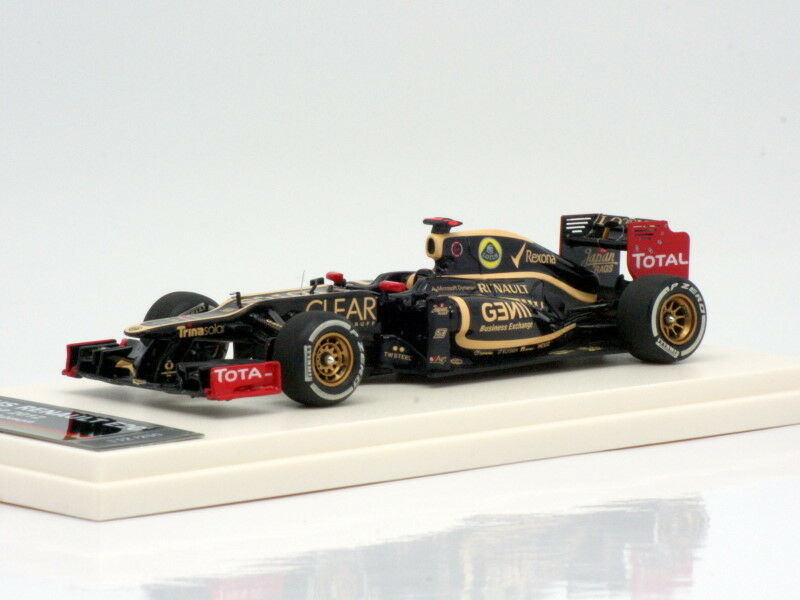 Tameo Lotus Renault E20 Räikkonen GP Bahrein 2012 1 43