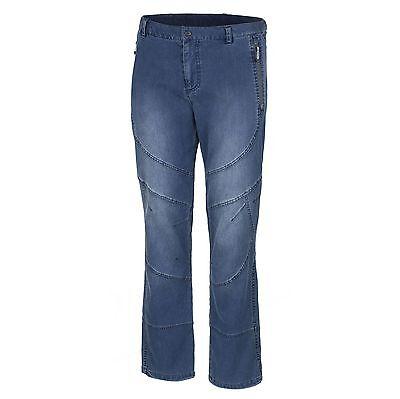 2019 Nuovo Stile Cmp Pantalone Pantaloni Jeans Pantaloni Tessuto Blu Regular Fit Tasche Cucitura Zipper- Ad Ogni Costo