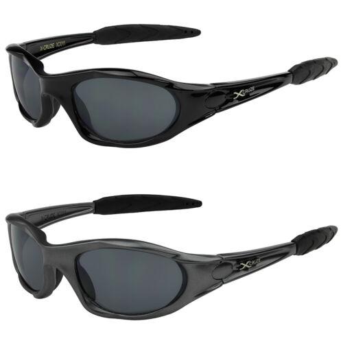 2er Pack X-CRUZE® Fahrradbrille Biker Sonnenbrille Brille Herren Damen schwarz