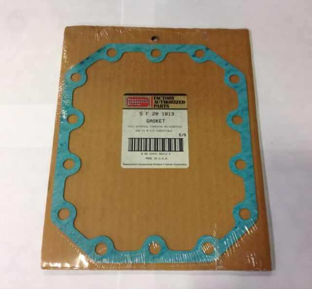 Carrier Bottom Plate Gasket