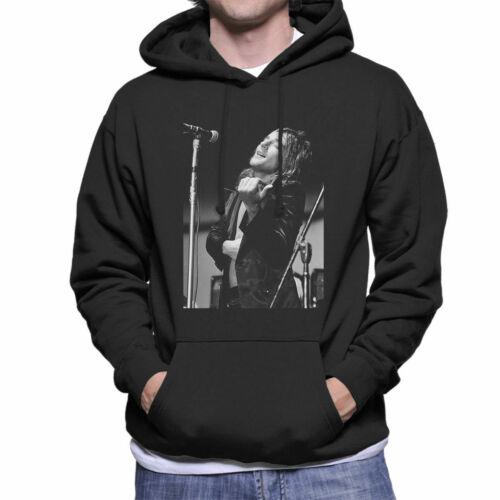 Debi Doss Official Photography Faces Rod Stewart 1971 Men/'s Hooded Sweatshirt