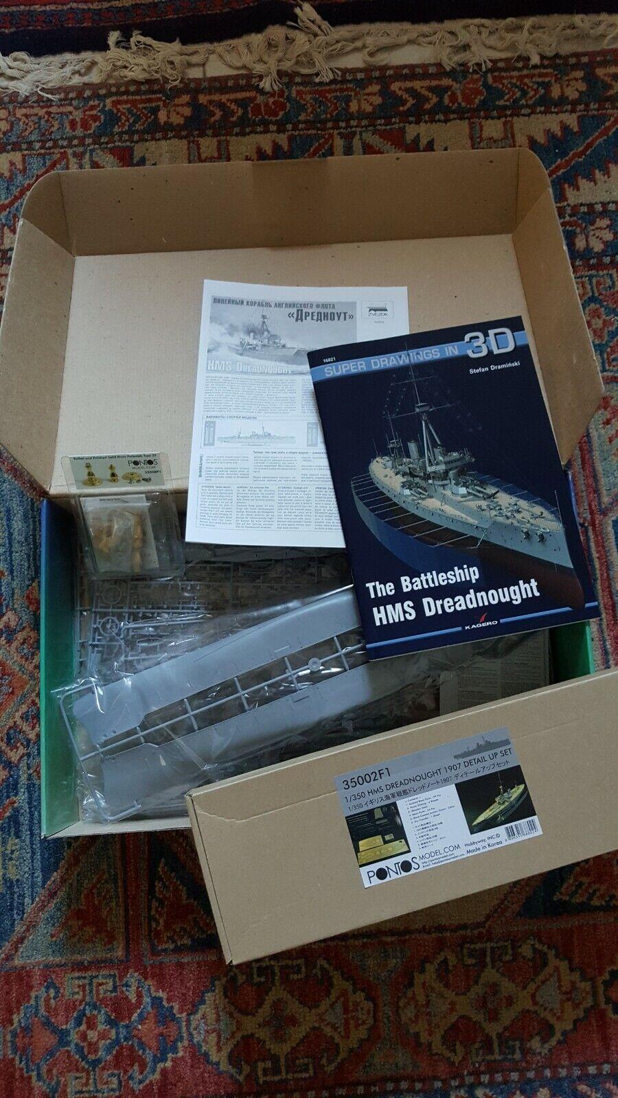 HMS DREADNOUGHT – WW1 – ZVEZDA