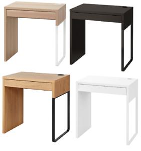 Penetrar Galleta Decorar  Ikea Nuevo Micke cajón del escritorio Computadora Escritorio Estación de  trabajo de oficina en el hogar 3 Colores | eBay