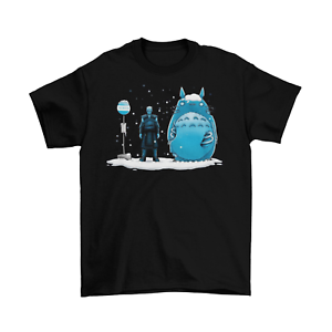 Game-of-Thrones-Night-King-Totoro-T-Shirt-Unisex-Cotton-Studio-Ghibli-Spirit-New