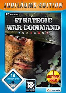 Strategic-War-Command-Jubilaeums-Edition-fuer-Pc-Neu-Ovp