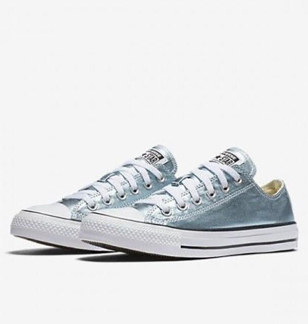 New Converse Chuck Taylor Big Kids Unisex shoes bluee 154038f Men 10 Women 12