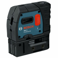 Bosch 5-Point Self-Leveling Alignment Laser GPL5-RT Recon