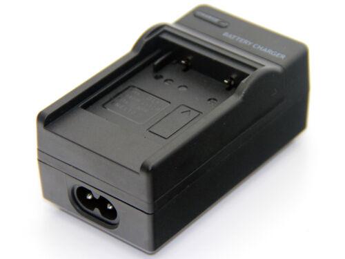 CA//DC cargador de batería para Sony DSLR-A230L HDR-SR11 HDR-SR10 HDR-CX520V DCR-SR85