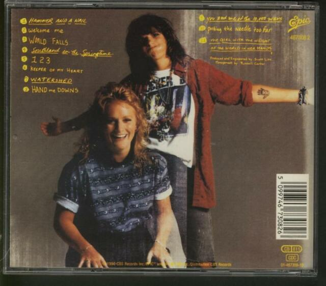 INDIGO GIRLS Nomads Indians Saints 1990 CD ALB AUSTRIA