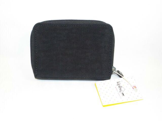 NWT Kipling New Money Wallet Black AC7793