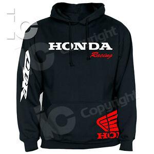 Felpa-Honda-CBR-600-RR-1000-Fireblade-Racing-HRC-Hoodies-Moto-Pista-Strada