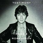 Testimony * by Robbie Robertson (CD, Nov-2016, Capitol)