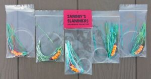 Lake Trolling Flies For Salmon Trout Saltwater **Sammys Slammers** Fishing