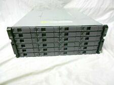 NetApp DS4246 Disk Array Shelf W/ 24x SATA Trays 2x IOM6 SAS Expansion Array
