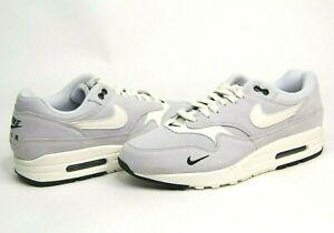 huge selection of c0715 8b29e Image is loading Nike-Air-Max-1-Premium-Mini-Swoosh-Shoes-