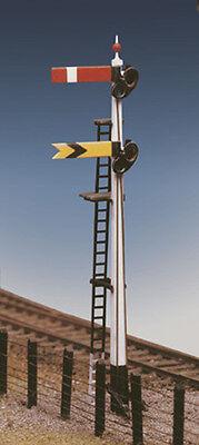 Ratio 462 Gwr Veloce Assembly Quadrato Postale Semaforo Segnale Kit Di Plastica Aiutare A Digerire Cibi Grassi
