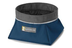 Ruffwear-Quencher-Chien-Bol-a-Eau-20502-460-Bleu-Moon-Taille-M-Neuf