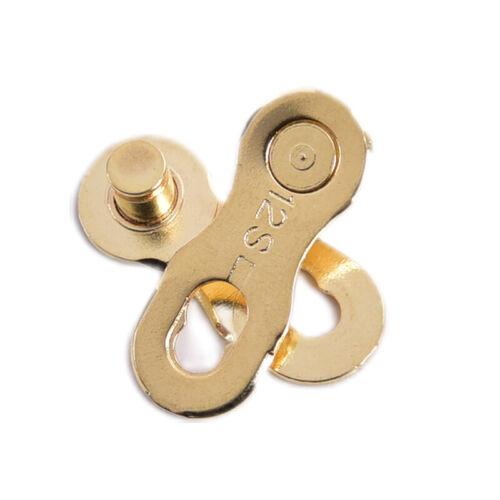1 pair//set 12S Bike Chain Link Bicycle Chain Repair Tool Bike Chain Connect