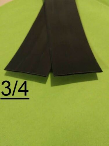 "3//4/"" inch 19mm TELCO GROUP 1 heat shrink tubing 2:1  polyolefin 5 FOOT"