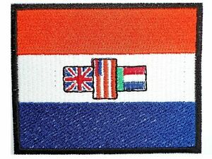South-Africa-Old-Boer-Flag-Iron-On-Sew-On-Embroidered-Patch-3-1-034-x2-5-034