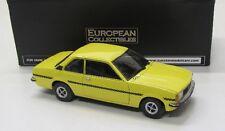 Opel Ascona B SR ( 1975 ) signal gelb / Sun Star 1:18