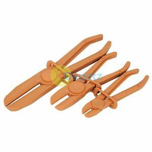 3Pc-Flexible-Hose-Clamp-Set-Pipe-Pliers-Clamping-Tool-Radiator-Brake-Hoses-Fuel
