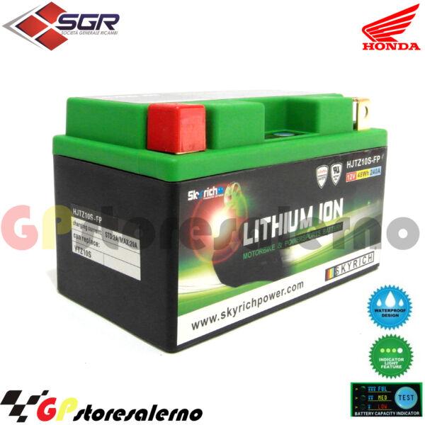 0675010sr Batteria Al Litio Ytz10s Honda 1000 Cbr Rr Fireblade 2005 Gediversifieerd In Verpakkingen