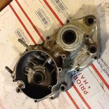 Honda CR500 CR 500 LEFT center crank case half 87-88 bottom end crankcase