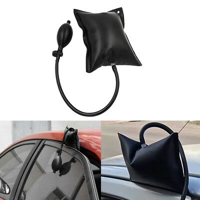 Inflatable Air Pump Wedge Air Bag Entry Shim Car Door Window Opener Hand Tool