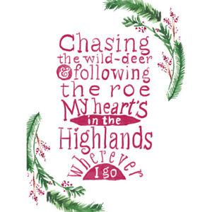 Scotland-Hand-Lettering-Heart-Highlands-Burns-Canvas-Wall-Art-Print