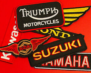 Motorcycle-Brand-Patches-EMBROIDERED-dirtbike-ratbike-brat-metric-scrambler