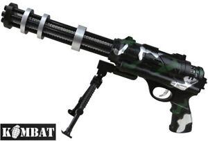 Kids-Boys-Army-Play-Soldier-Gatling-Toy-Machine-Gun-Sound-Light-Vibrate-6-Barrel