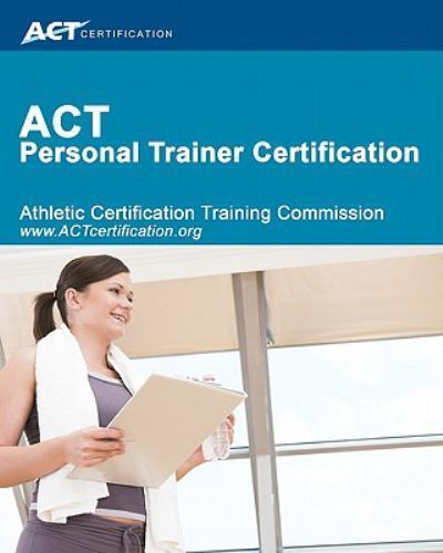 athletic training certification commission trainer act paperback trade personal