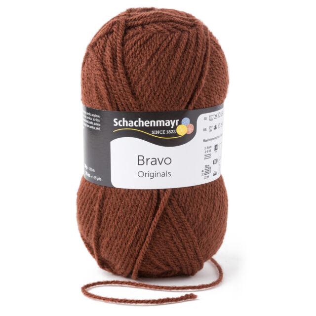 Farbauswahl 50 g 100/% Polyacryl Schachenmayr original Bravo