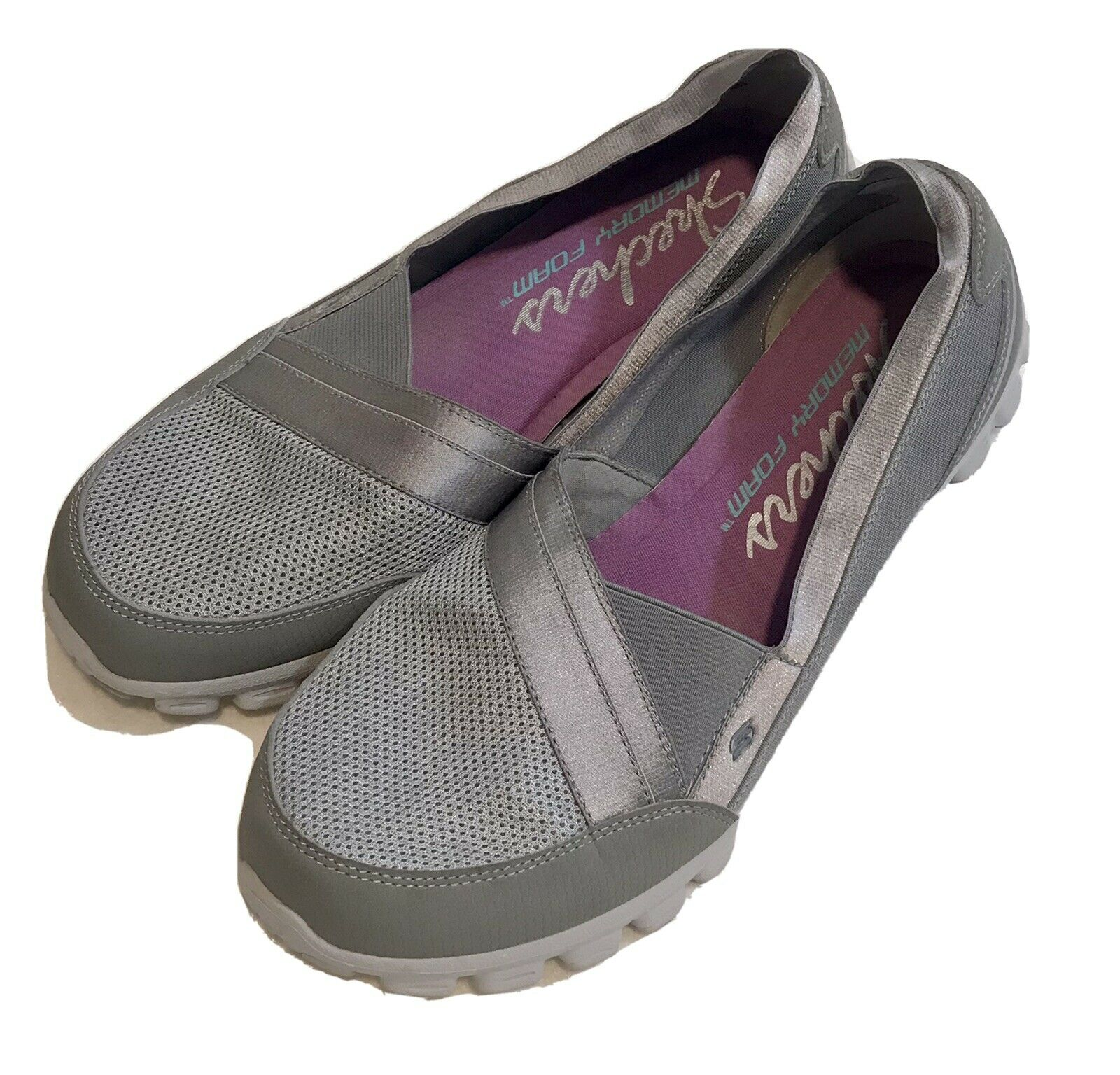 revista comentarista Esta llorando  SKECHERS 22832 BBK Women's EZ Flex 2-ringer Sneaker 10 for sale online |  eBay