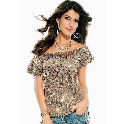 Boldgal Ladies Crop T-shirt Kurti Tank Western Cami Shirt Casual Top