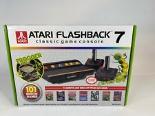 Atari Flashback 7 Video Game Console With 101 Games Two Wireless Controllers For Sale Online Ebay