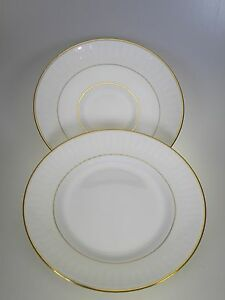Waterford-Lismore-Bread-amp-Butter-Plate-And-Saucer