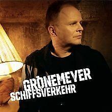 Schiffsverkehr-von-Groenemeyer-Herbert-CD-Zustand-gut