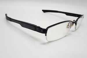 7ecd07e5783fa Oakley Double Tap Rx Eyeglasses Frames OX3123-0151 Satin Black 51 ...