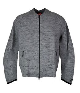 Zip Jacket 250 Full Msrp 832178 Knit Sz Nike Men 060 Heather 2xl Bomber Tech Xl xwqaUWnEST