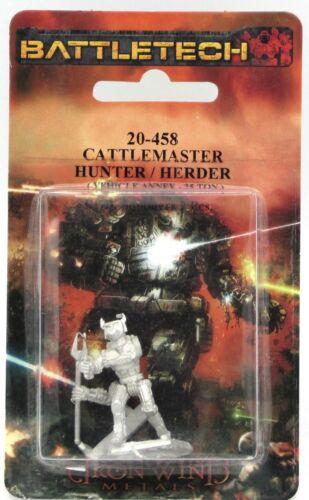Vehicle Annex Battletech 20-458 Cattlemaster Hunter//Herder IndustrialMech Mech