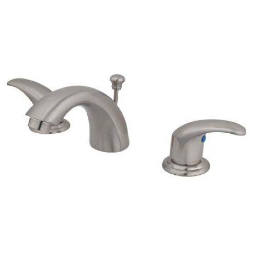 Kingston Satin Nickel Bathroom Sink Faucet  KB6958LL