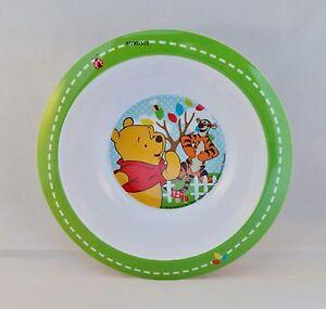Winnie-the-Pooh-Bol-de-muesli-66282-16-cm-Melamina-Vajilla-nino