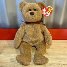 4052 for sale online Ty Beanie Babies Curly The Bear Plush