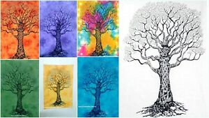 Good-Looking-Dry-Tree-Pattern-Collage-Door-Decor-Cotton-Tapestry-Handmade-Fabric