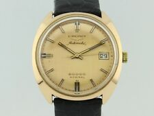 Longuines Admiral Automatic 18K Gold