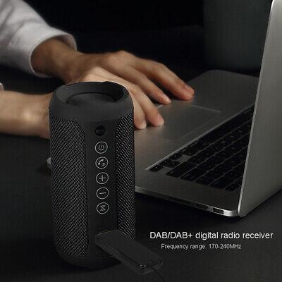 Digital Radio Adapter Receiver Audioübertragung für USBLautsprecT-G USB DAB//DAB