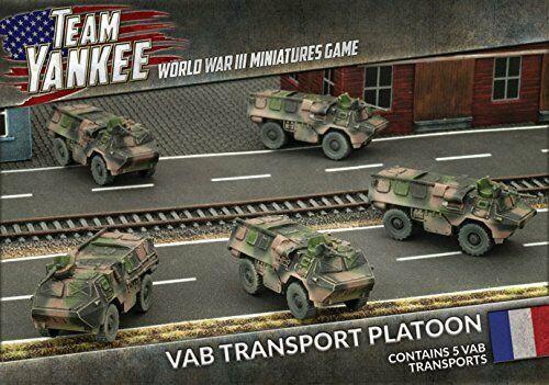 Team Yankee - VAB Transport Platoon - NATO - TFBX03